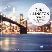 UMO JAZZ ORCHESTRA  - CD DUKE ELLINGTON: HOMAGE