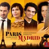 COHEN/VILLAZON/PIAU/CASTRONOVO  - CD PARIS-MADRID