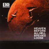 PLAN B  - CD HEAVEN BEFORE ALL HELL BREAKS