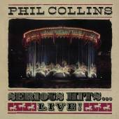 COLLINS PHIL  - CD SERIOUS HITS...LIVE!