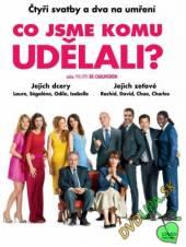 FILM  - DVD Co jsme komu ud�..