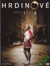 FILM  - DVD Hrdinové I. - DVD 4 (Heroes) DVD