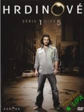 FILM  - DVD Hrdinové I. - DVD 5 (Heroes) DVD