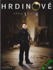 FILM  - DVD Hrdinové I. - DVD 6 (Heroes) DVD
