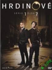 FILM  - DVD Hrdinové I. - DVD 7 (Heroes) DVD