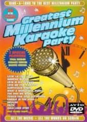 KARAOKE  - DVD GREATEST MILLENNIUM PARTY