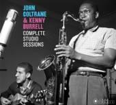 KENNY BURRELL & JOHN COLTRANE  - 2xCD COMPLETE STUDIO..