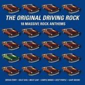 VARIOUS  - CD ORIGINAL DRIVING ROCK ALBUM