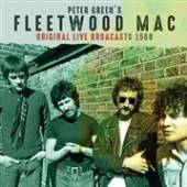 PETER GREEN'S FLEETWOOD MAC  - VINYL ORIGINAL LIVE ..