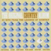 VARIOUS  - CD ORIGINAL COUNTRY ALBUM