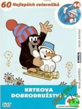 Krtkova dobrodružství 4 DVD - supershop.sk