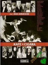 FILM  - DVD Kafe a cigára (..