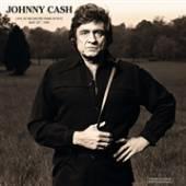 JOHNNY CASH  - VINYL LIVE AT BELMON..