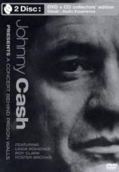 CASH JOHNNY  - CD CONCERT BEHIND PRISON WALLS