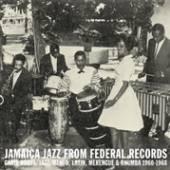 VARIOUS  - CD JAMAICA JAZZ FROM..