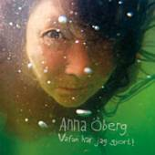 ANNA ÖBERG  - CD VAFAN HAR JAG GJORT!