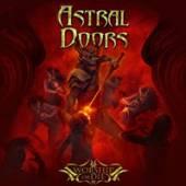 ASTRAL DOORS  - VINYL WORSHIP OR DIE [RED] [VINYL]
