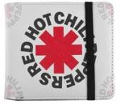 RED HOT CHILI PEPPERS =WALLET=  - PNZ WHITE ASTERISK (WALLET)