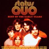 STATUS QUO  - CD BEST OF THE EARLY YEARS