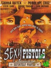 FILM  - DVD Sexy pistols (Bandidas) DVD