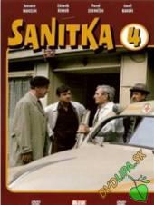 FILM  - DVD Sanitka - 4. DVD