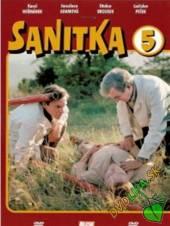 FILM  - DVD Sanitka - 5. DVD