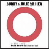 BUDDY & JULIE MILLER  - VINYL BREAKDOWN ON 20TH [VINYL]