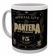 PANTERA  - HRNEK 101 PROOF [HRNČEK]