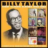 BILLY TAYLOR  - 4xCD EIGHT CLASSIC A..