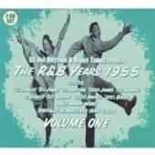 VARIOUS  - CD+DVD R&B YEARS 1955 VOL.1
