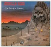 MANILLA ROAD  - CD THE COURTS OF CHAOS