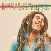 BOB MARLEY & THE WAILERS  - CD ROOTS, ROCK, REMIXED