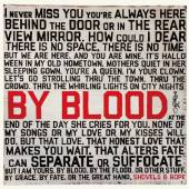 SHOVELS & ROPE  - CD BY BLOOD