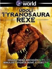 FILM  - DVD Údolí Tyranosa..