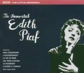 PIAF EDITH  - 2xCD THE IMMORTAL EDITH PIAF