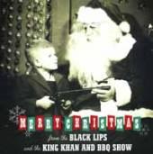BLACK LIPS/THE KING KHAN  - VINYL 7-CHRISTMAS IN.. [VINYL]