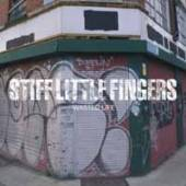 STIFF LITTLE FINGERS  - CD+DVD WASTED LIFE