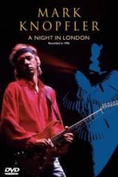 KNOPFLER MARK  - DVD NIGHT IN LONDON