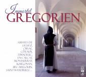 GREGORIAN CHANT  - CD IMMORTEL GREGORIEN