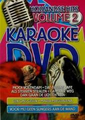 KARAOKE  - DVD HOLLANDSE HITS VOL.2
