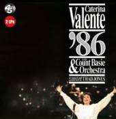 CATERINA VALENTE & THE COUNT B..  - 2xVINYL 86 (2LP) [VINYL]