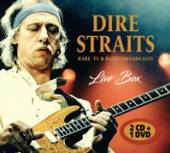 DIRE STRAITS  - 3xCD LIVE BOX (2CD+DVD)