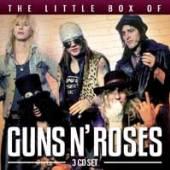 GUNS 'N' ROSES  - 3xCD THE LITTLE BOX ..