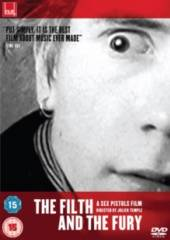 SEX PISTOLS  - DVD FILTH AND THE FU..