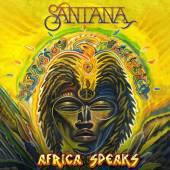 SANTANA  - VINYL AFRICA SPEAKS 2LP [VINYL]