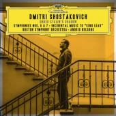 NELSONS ANDRIS  - CD SHOSTAKOVICH SYMPHONIES 6 & 7