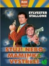 FILM  - DVD Stůj, nebo mami..