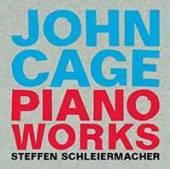 SCHLEIERMACHER STEFFEN  - 2xCD JOHN CAGE: PIANO WORKS
