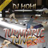 DJ MOMI  - VINYL TURNTABLE TUNER BREAKS [VINYL]