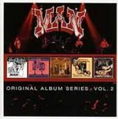 MAN  - 5xCD ORIGINAL ALBUM SERIES - VOLUME 2